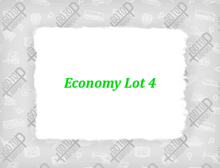 Economy lot 4 Hartford airport parking default